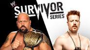 SS 2012 Big Show v Sheamus