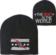CM Punk Best In The World Knit Beanie Cap