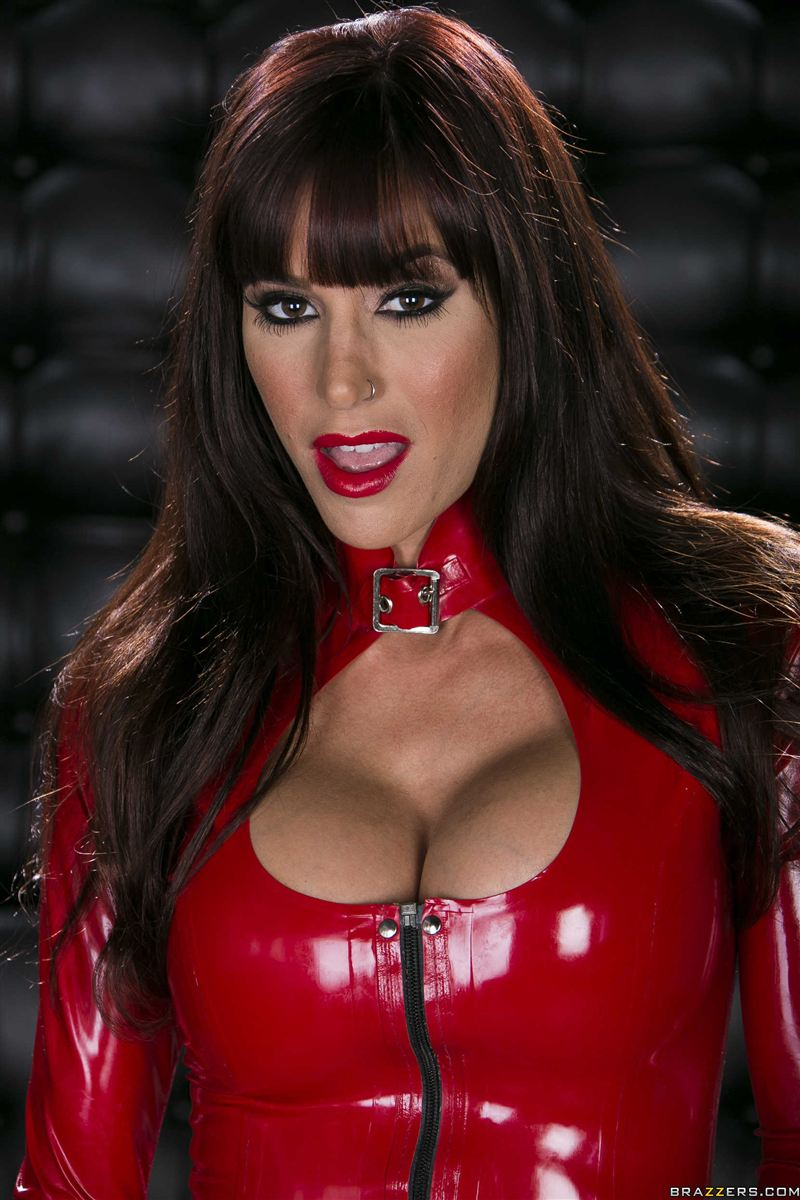 Image - Gia DiMarco - Red Leather.jpg   Pro Wrestling