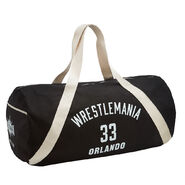 WrestleMania 33 Duffle Bag