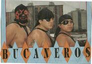Los Bucaneros 1