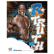 R-Truth Unsigned Photo