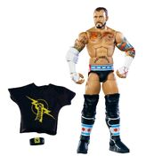 WWE Elite 11 CM Punk