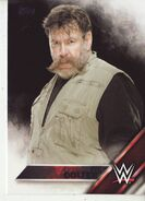 2016 WWE (Topps) Zeb Colter 49