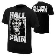 Mark Henry Hall of Pain T-Shirt