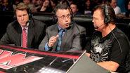 Michael Cole, Jerry Lawler & JBL - Monday Night Raw 2013