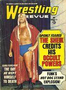 Wrestling Revue - August 1973