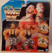 WWF Hasbro 1992 Bushwhackers