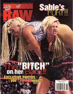 WWF Raw Magazine June 2008
