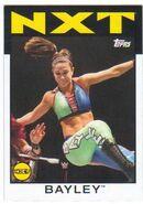 2016 WWE Heritage Wrestling Cards (Topps) Bayley 60