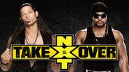 NXT Takerover Rose v Camacho