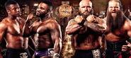 RoH BITW 2015 (C & C Wrestle Factory vs War Machine)