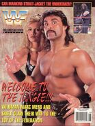 WWF Magazine August 1996