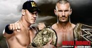 WWE World Title (Orton vs Cena)