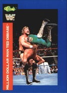 1991 WWF Classic Superstars Cards Ted DiBiase 144
