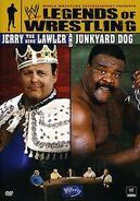 WWE Legends of Wrestling Jerry the King Lawler & Junkyard Dog (DVD)