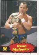 2012 WWE Heritage Trading Cards Dean Malenko 71