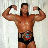Mike Awesome ECW World Heavyweight