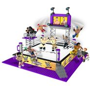 WWE WrestleMania 30 Arena StackDown Playset