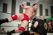 Bazooka Joe - Right Coast Pro Wrestling Event