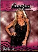 2003 WWE Aggression Sable 56