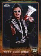 2015 Chrome WWE Wrestling Cards (Topps) Jimmy Hart 85.