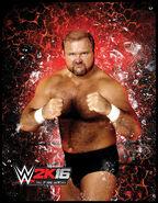 Arn Anderson WWE 2K16