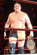 Samoa Joe TNA World Heavyweight