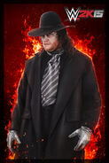 WWE2k15 UNDERTAKER ClientLayer JW Cs-lr