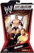 WWE Elite 6 Batista