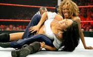 Raw 9-14-09 Fox challenge Kim