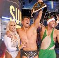 The Miz WWE Intercontinental Champion