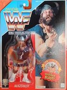 WWF Hasbro 1992 Berzerker