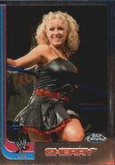 2008 WWE Heritage III Chrome Trading Cards Cherry 62