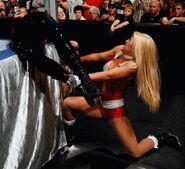 Krissy WWE Debut 2