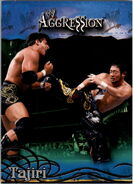 2003 WWE Aggression Tajiri 72