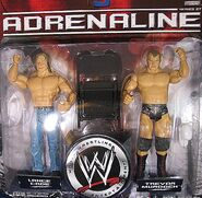 WWE Adrenaline Series 27 Lance Cade & Trevor Murdoch