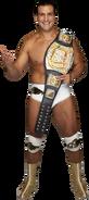 WWE Championship Alberto del Rio
