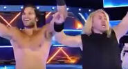 Breezango Wins Beat the Clock