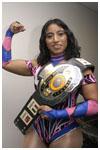 Marcela CMLL World Womens