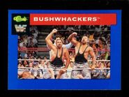 1991 WWF Classic Superstars Cards Bushwhackers 15