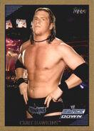 2009 WWE (Topps) Curt Hawkins 69