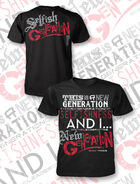 Bobby Roode New Generation T-Shirt