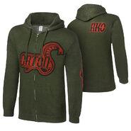 Randy Orton Viper Full-Zip Hoodie Sweatshirt