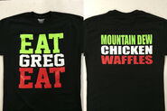Greg Excellent Eat Greg Eat T-Shirt