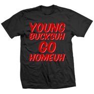 Young Bucks Go Homeuh Shirt