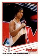 2013 WWE (Topps) Vickie Guerrero 42