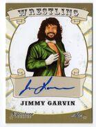 2016 Leaf Signature Series Wrestling Jimmy Garvin 36