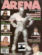 Arena de Lucha Libre 33