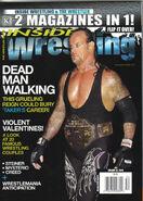 Inside Wrestling Magazine 210